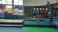 <p>Ada area gymnastic juga, Bun. Ayo, siapa gadis kecil dan jagoan cilik Bunda yang hendak melatih kemampuan <em>gymnastic</em>-nya? <em>He-he-he.</em></p>