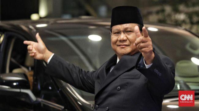 Prabowo memutuskan pidato dengan bahasa Inggris karena peserta  silat berasal dari berbagai negara. Peserta bertepuk tangan riuh saat Prabowo memulai pidatonya.