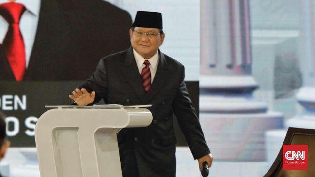 Jubir BPN Ferdinand Hutahaean mengatakan Prabowo hanya ingin menujukkan rasa nasionalisme dan patriotismenya ketika ada pihak menertawakan kelemahan bangsa.