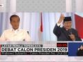 VIDEO: Prabowo Mengomel Lihat Penonton Tertawa di Debat
