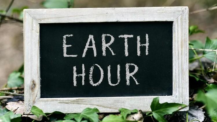 Yuk mengenal apa itu Earth Hour Bun. Ternyata Earth Hour tak hanya sekadar mematikan lampu lho.