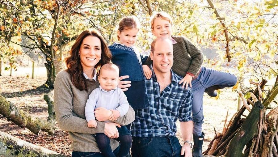 Alasan Kate Middleton Daftarkan Anak-anaknya Ikut Pramuka