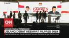VIDEO: Jelang Debat, 5000 Personel Gabungan Dikerahkan