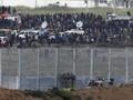 Korban Tewas Protes Gaza Bertambah Jadi Empat Orang