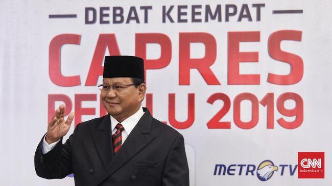 Prabowo Subianto menyebut pertahanan Indonesia lemah sehingga tak pantas untuk ditertawakan.