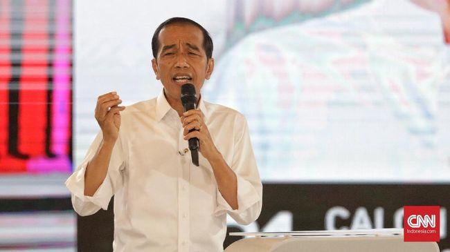 Jokowi beberapa kali menyebut kata 'Dilan' di Debat Capres. Dilan atau Digital Melayani merupakan program yang dijanjikan Jokowi di bidang pemerintahan.