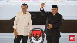 Jokowi Kampanye di Bogor, Prabowo Pidato di Surabaya