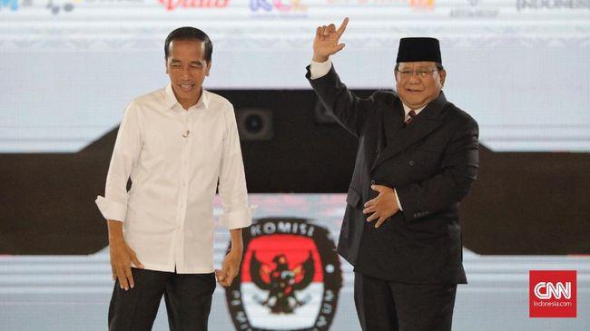 Jokowi dinilai kaget saat debat capres keempat ketika Prabowo Subianto tampil meledak-ledak, terutama ketika membahas pertahanan dan keamanan.