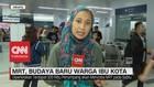 VIDEO: 100 Ribu Warga Ikuti Uji Coba MRT Sabtu ini