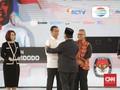 Jokowi - Prabowo Saling Curhat Dituduh Bela Khilafah dan PKI