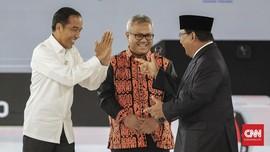 TKN Konfirmasi Pertemuan Jokowi dan Prabowo Hari Ini
