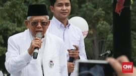 Ma'ruf Amin Janji Teruskan Pembangunan Tol Sampai ke Sukabumi