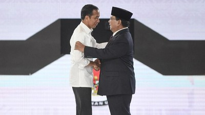 Dear Bunda, Dapat Pesan Nih dari Jokowi dan Prabowo Usai Pemilu