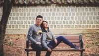<p>Asty kini sedang gemar berpergian ke luar negeri bersama suami tercinta. (Foto: Instagram @asty_ananta)</p>