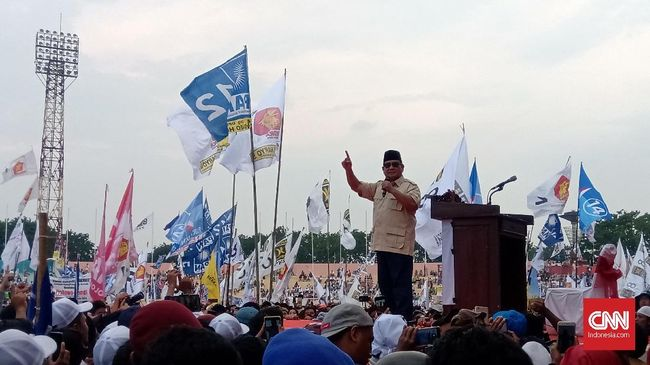 BPN Prabowo Subianto-Sandiaga Uno mengklaim kampanye terbuka di Padang, Sumatera Barat, Selasa (2/4), akan menjadi yang paling meriah yang digelar pihaknya.