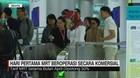 VIDEO: Hari Pertama MRT Beroperasi Secara Komersial
