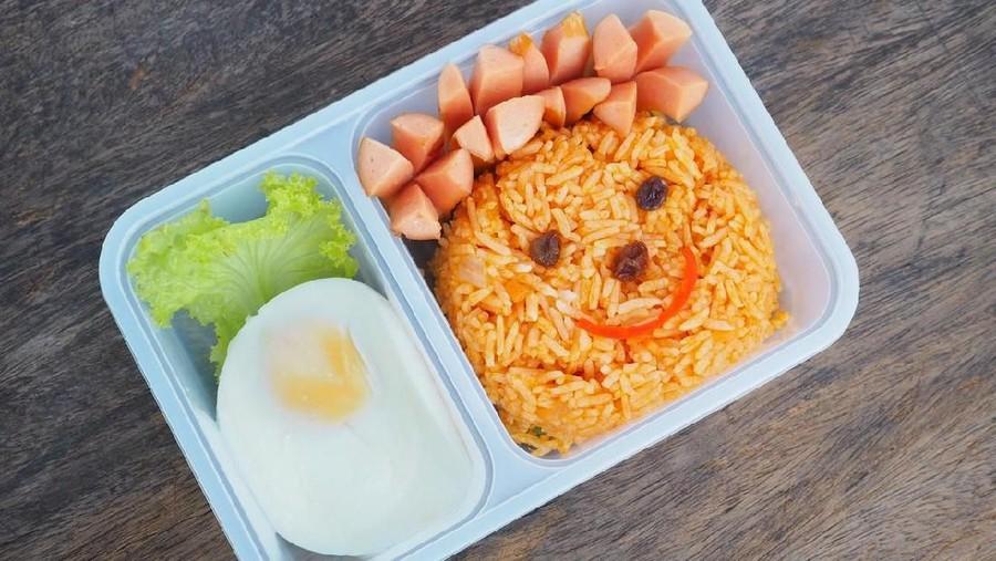 Sharing Resep Bekal Anak Dapat Voucher & Baby Food Blender, Mau?