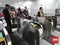Pelantikan Presiden, MRT Lebak Bulus Dilengkapi X-Ray Bandara