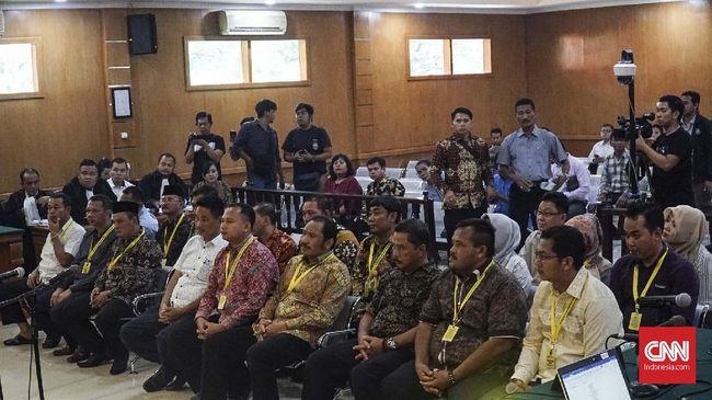 Jaksa Hadirkan 20 Saksi dari DPRD Bekasi di Sidang Meikarta