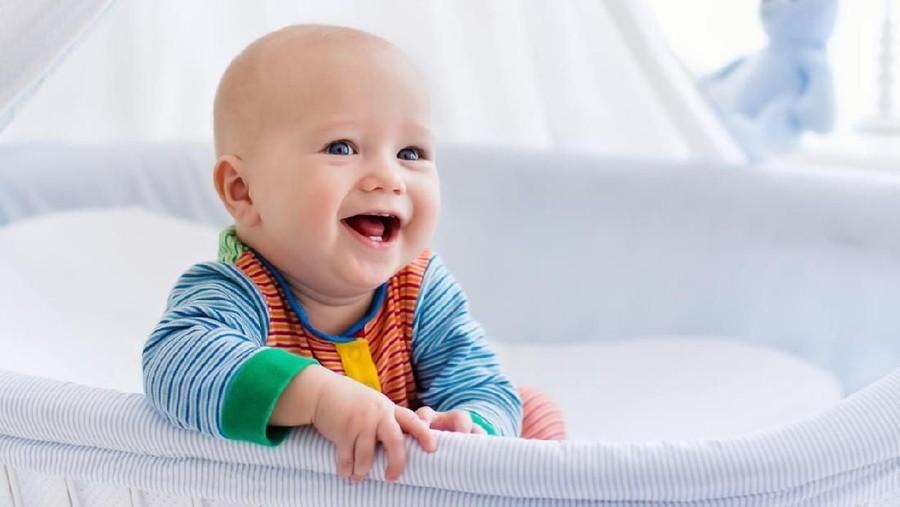 30 Nama Bayi Laki-laki Bermakna Kaya dan Sejahtera