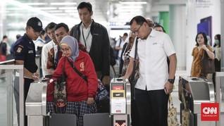 DKI Siapkan Integrasi Pembayaran Antarmoda Transportasi