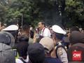 Ingin Bertemu, Korban Banjir Sentani Cegat Mobil Jokowi