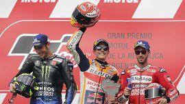 Pejudi Kembali Jagokan Valentino Rossi Usai MotoGP Argentina