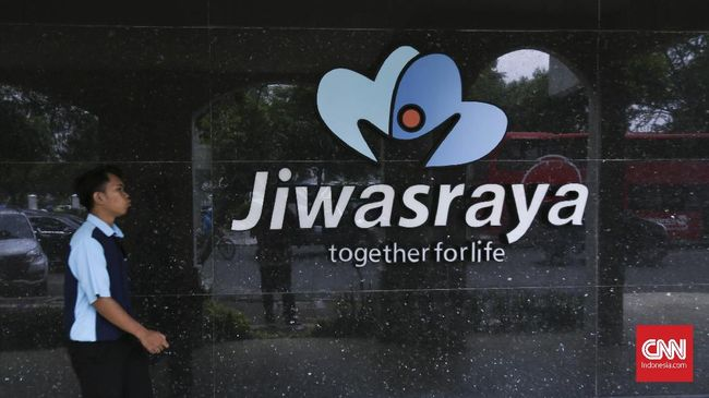 OJK menyatakan akan mengenakan sanksi kepada Asuransi Jiwasraya karena belum menyampaikan laporan keuangan tahun 2018.