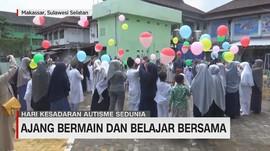 VIDEO: Peringatan Hari Autisme Sedunia di Makassar