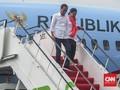 Jokowi Juga Cek Infrastruktur Pariwisata di Labuan Bajo
