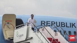Jokowi Kunjungi Jateng Tinjau Posko Corona dan Padat Karya
