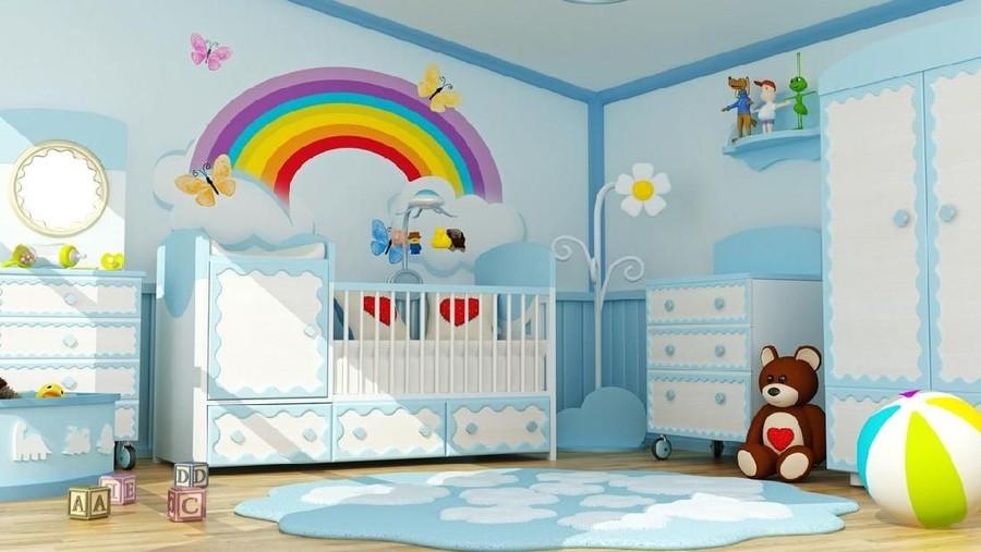 Do & Dont's dalam Menata Kamar Bayi, Bunda Wajib Tahu