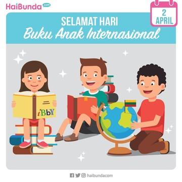 Mari Tanamkan Budaya Gemar Baca Buku pada Anak Sejak Dini, Bun