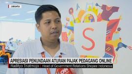VIDEO: Pengusaha Online Apresiasi Penundaan Pajak E-Commerce