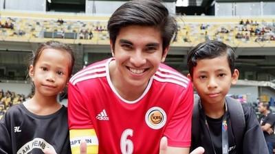 Sosok Kebapakan Menteri Termuda Malaysia, Syed Saddiq