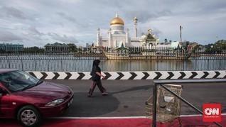 Brunei Tak Alami Penularan Lokal Covid Selama Setahun