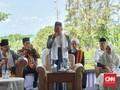Kampanye di Garut, Ma'ruf Klaim Keturunan Prabu Siliwangi
