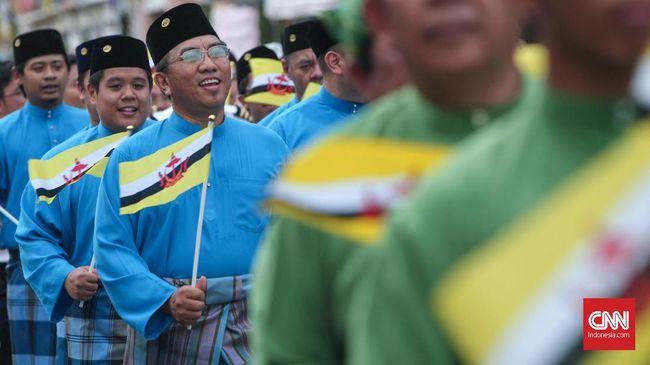 Uni Eropa menganggap hukuman cambuk dan rajam terhadap kelompok LGBT di Brunei Darussalam sama saja penyiksaan dan melanggar HAM.