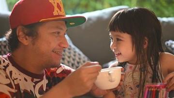 Pesan Jokowi untuk Gempi: Baik-baik dan Sayang Ya pada Papa