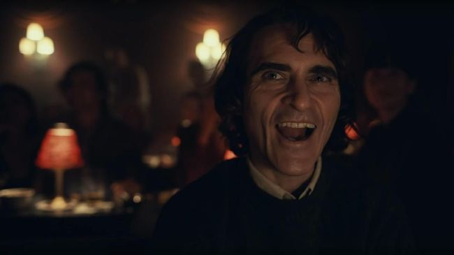 Kemenangan di Festival Film Venesia disebut bisa menjadi modal kemenangan film 'Joker' di Academy Awards.