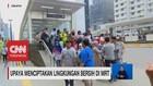 VIDEO: Mari Ciptakan Lingkungan Bersih di MRT