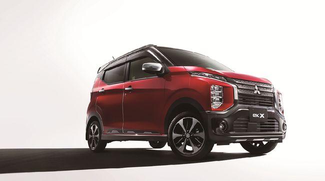 Kei Car Mitsubishi di Jepang Mirip Xpander Kemasan 'Sachet'
