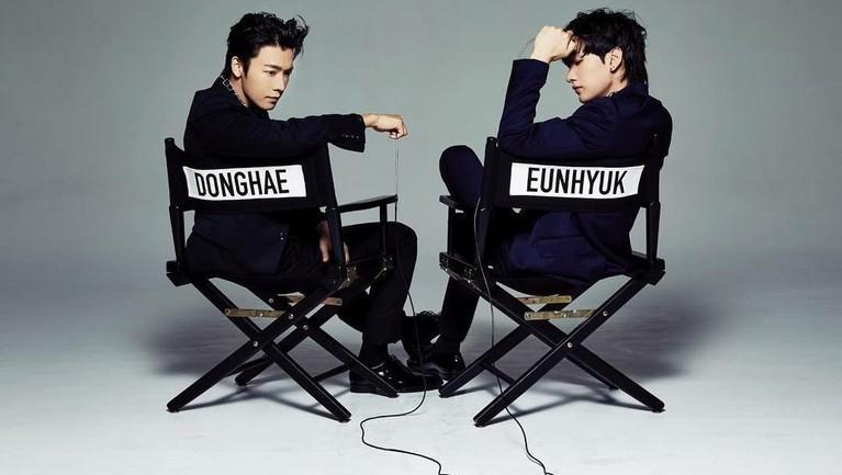 Usut punya usut, Eunhyuk hanya mau berbagi makanan dengan sahabatnya, Donghae. Hal itu karena ia memiliki hubungan yang cukup akrab dengan Donghae daripada member lainnya.