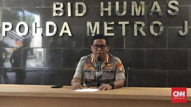 Polda Metro Jaya menyatakan Jakarta aman usai Pemilu 2019 dan menjelang peringatan Paskah.