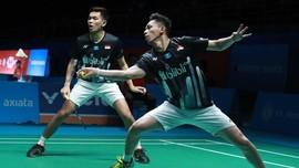 Fajar/Rian Kalahkan Kevin/Marcus di Malaysia Terbuka 2019