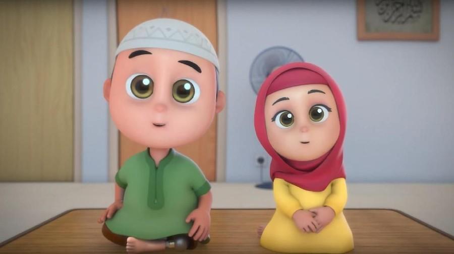 Bunda, Yuk Simak Cerita di Balik Pembuatan Animasi Nussa