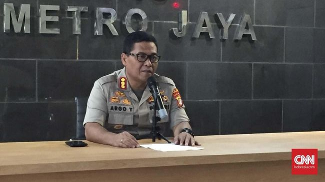 4 Polisi Penculik WNA Inggris Ditahan di Polda Metro Jaya
