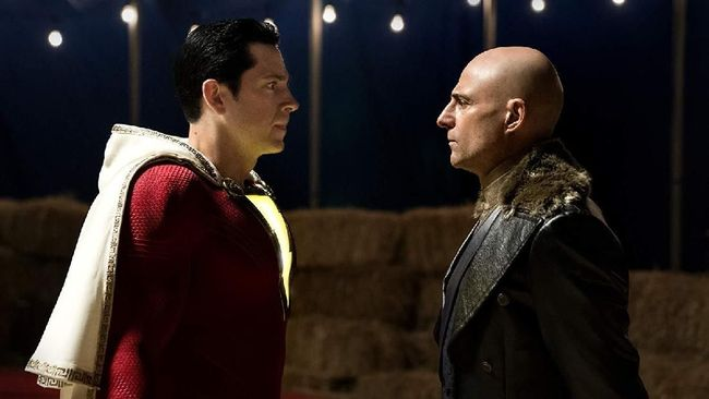 Kabar kembali datang dari film Shazam! Fury of the Gods setelah tidak ada kabar selama enam bulan.