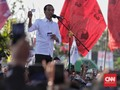 Jokowi Janji Datang Kembali ke Asahan Kalau Menang 70 Persen