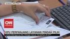 VIDEO: KPU Perpanjang Layanan Pindah Pilih